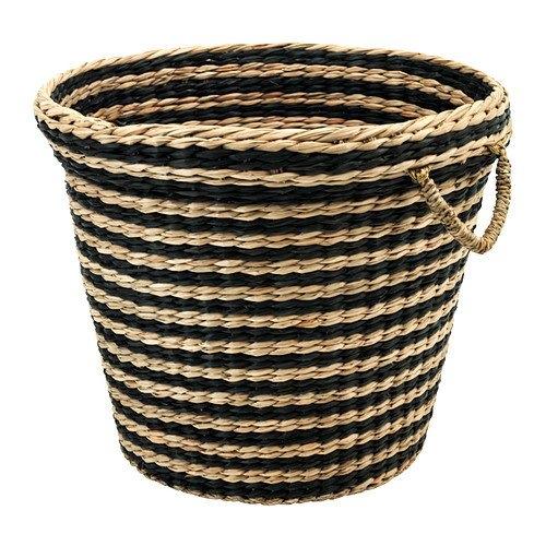 Плетёная корзина для дома - Фото 4