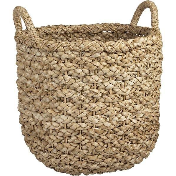 Плетёная корзина для дома - Фото 5
