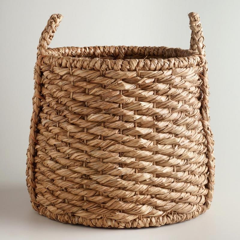Плетёная корзина для дома - Фото 7