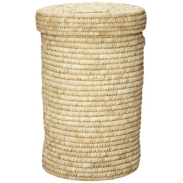 Плетёная корзина для дома - Фото 8