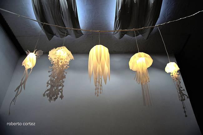 Оригинальные светильники - Фото 6