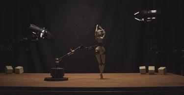 Дарио Имброньо: танцевальное представление в короткометражном фильме OSSA