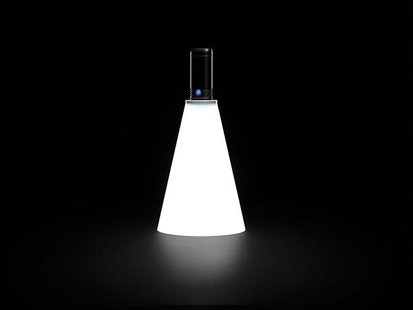 Необычный дизайн карманного фонаря Spot On