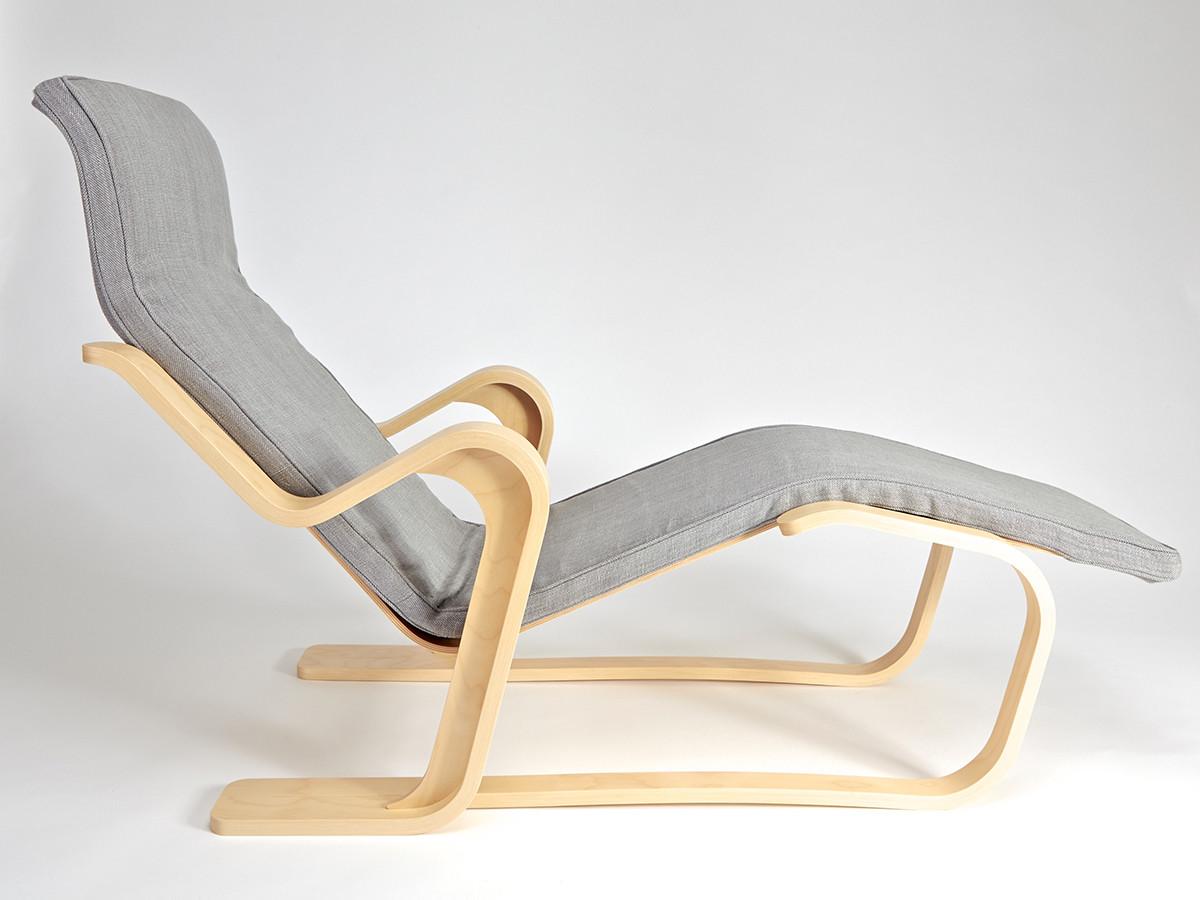 Фото откидных кресел. Кресло Isokon Plus. Фото 1