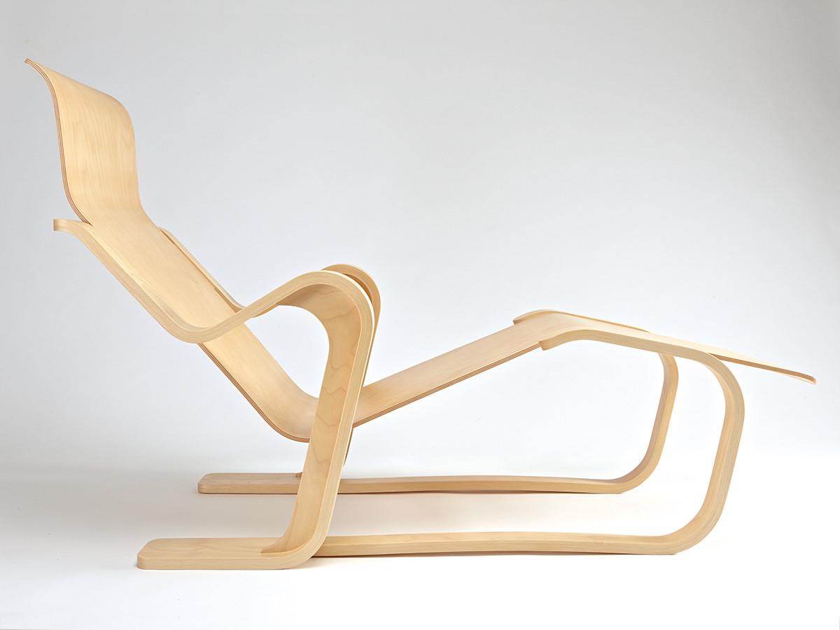 Фото откидных кресел. Кресло Isokon Plus. Фото 2
