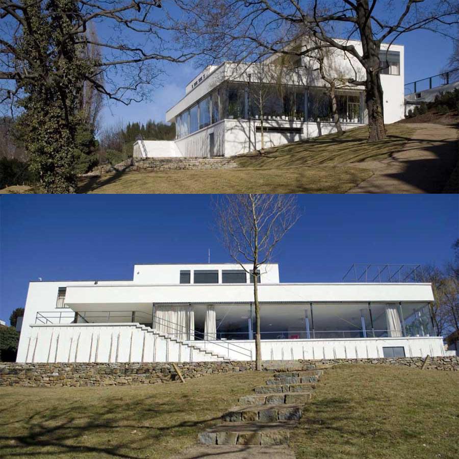 Отличия стилей дизайна: модерн - пример 3