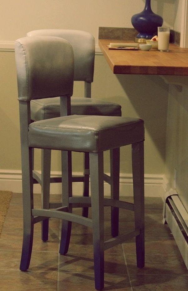Барные стулья в интерьере