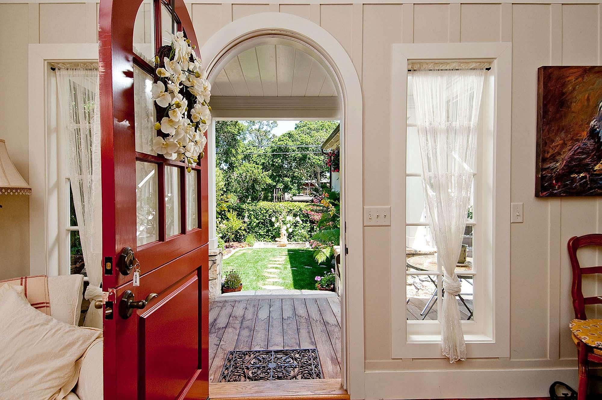 100 лучших идей: Декор двери своими руками на фото - Рататум 45
