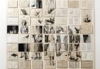 Екатерина Паниканова: живопись на «холстах» из старых книг