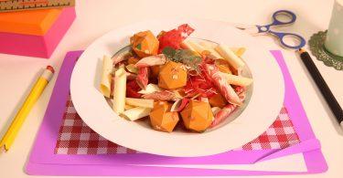 Кулинарные ролики PAPERMEALS: забавная анимация приготовления блюд из бумаги