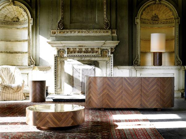 Muebles de madera de diseño Parq Life