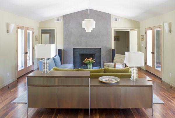 Оформление интерьера помещения в пастельных тонах