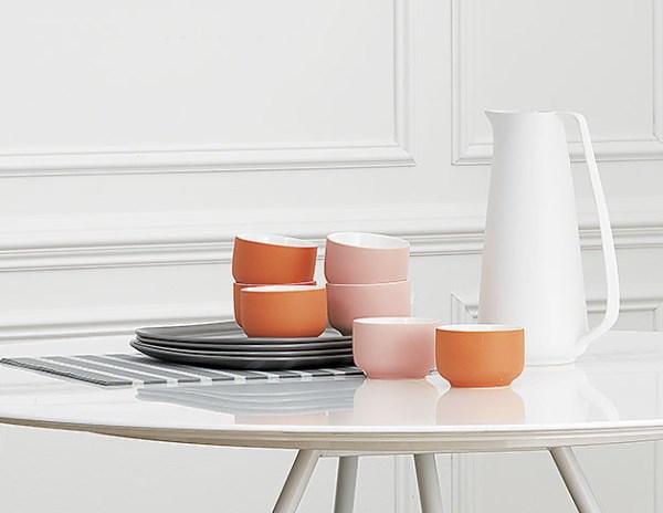 Удивительные декоративные чашки в пастельных тонах