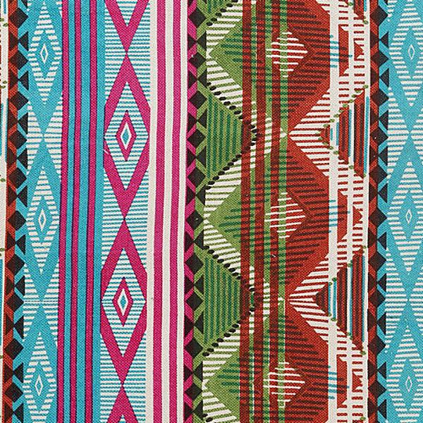 Colección inusual de ideas textiles creativas: de las tradiciones aztecas a los estampados florales.