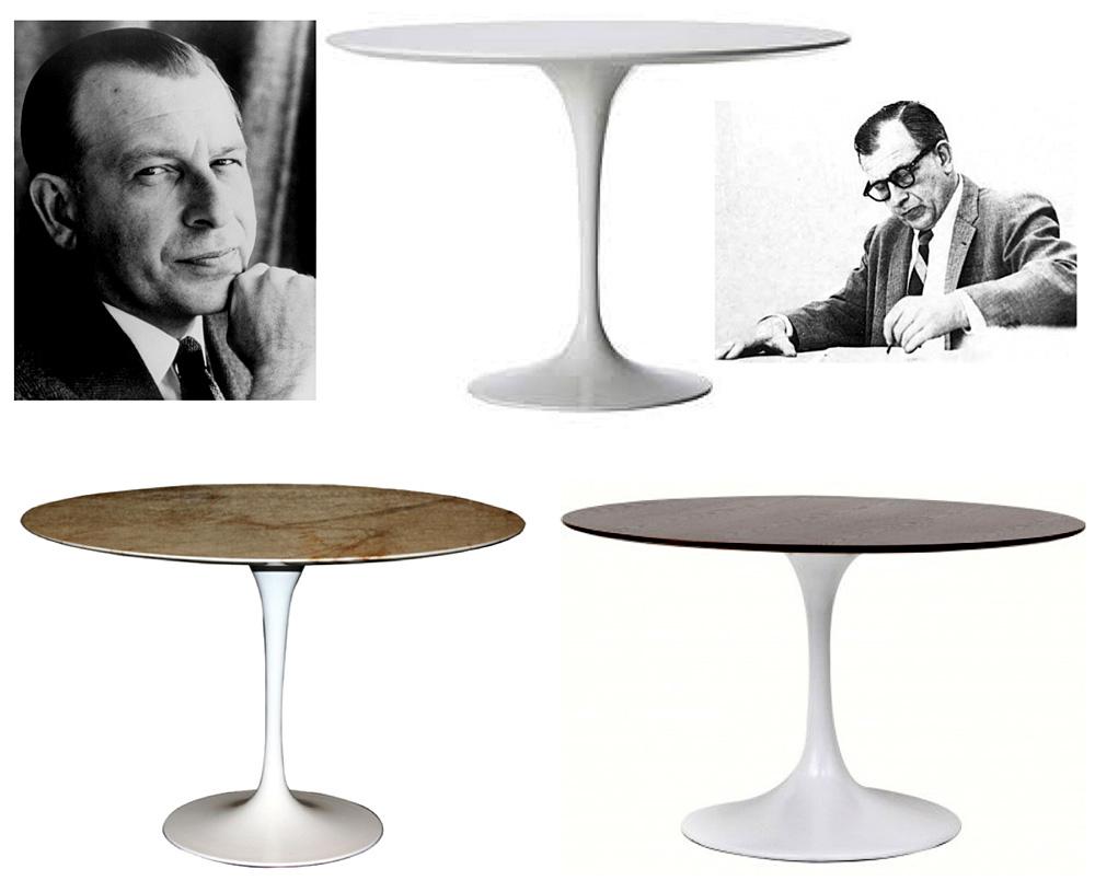 Великолепные столы на подножке