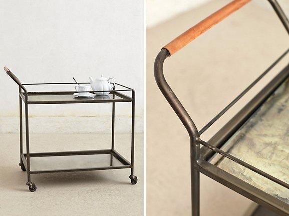 Дизайн передвижного столика - Фото 2