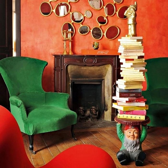 Современный дизайн и декор интерьера от Филиппа Старка