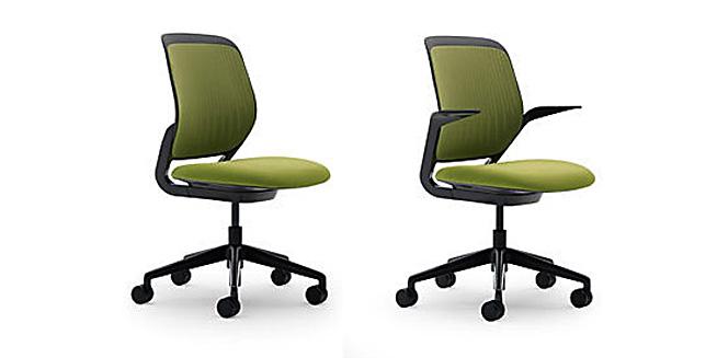 Зеленые кресла для офиса