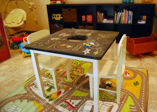 Красивые столы для детей