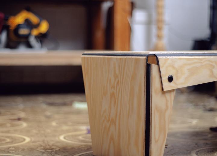 Современная дизайнерская мебель Plié collection