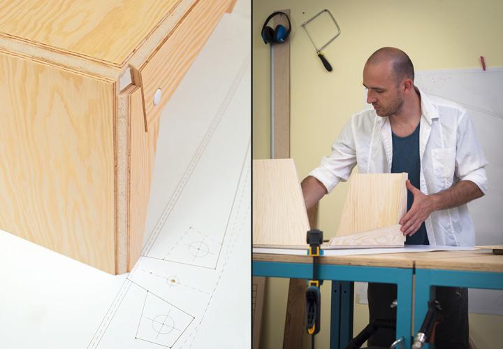 Бесподобная дизайнерская мебель Plié collection