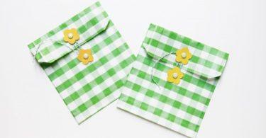 Летний подарочный пакет ‒ стильное преображение скучного куска картона в элегантное изделие