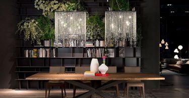 Дизайнерские потолочные светильники и люстры