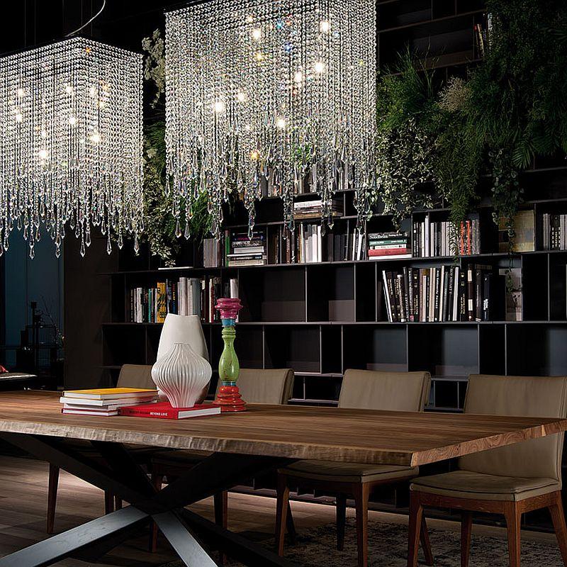 Дизайнерские потолочные светильники Venezia - фото 1