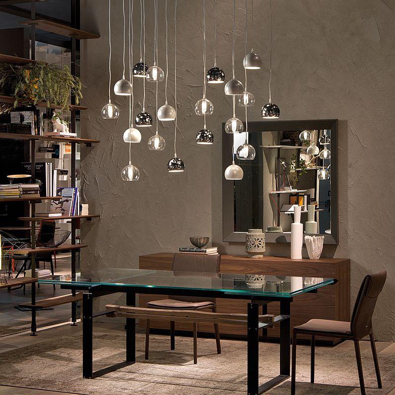 Дизайнерские потолочные светильники Eclipse - фото 1