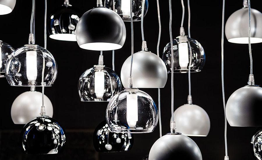 Дизайнерские потолочные светильники Eclipse - фото 2