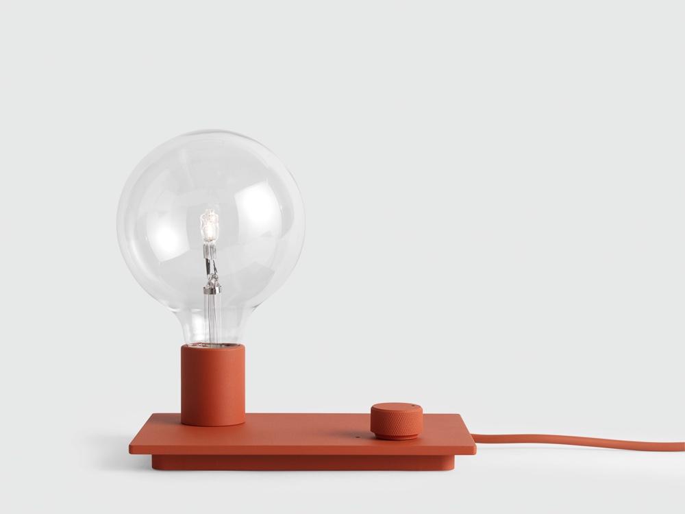 Светильник от TAF для компании Muuto