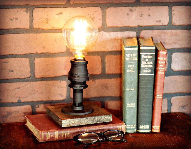 Светильники в промышленном стиле
