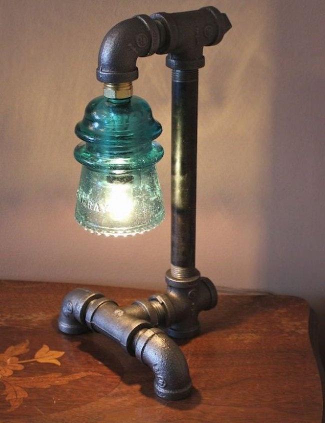 Светильник в промышленном стиле Recyclart