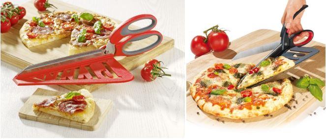 Полезные гаджеты: ножницы и переноска для пиццы