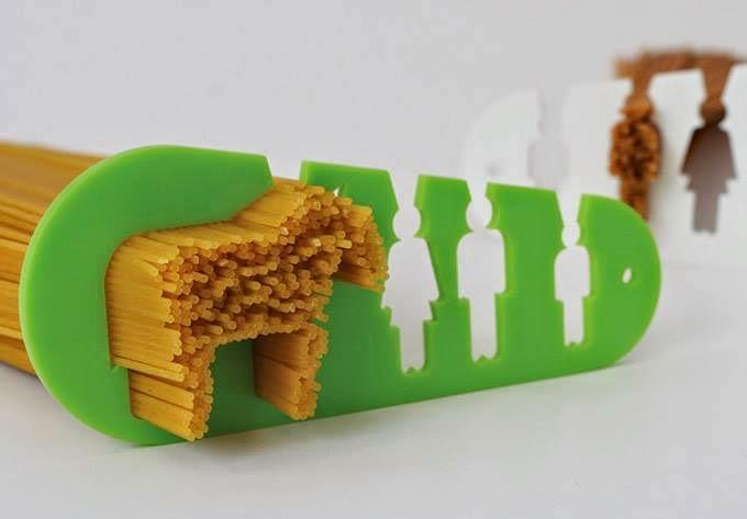 Полезные гаджеты: дозатор для спагетти