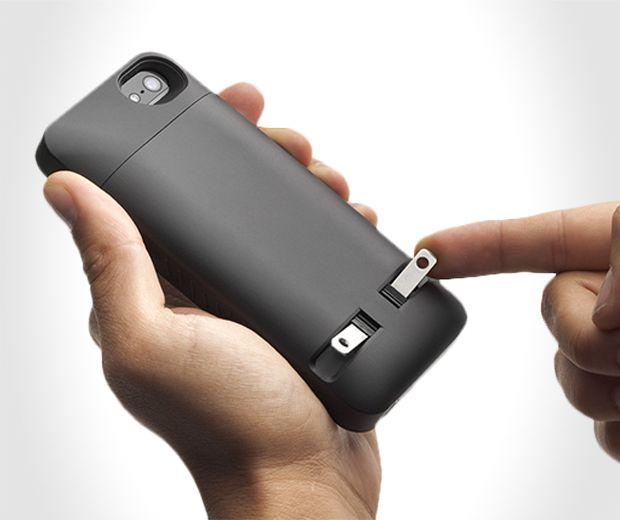 Полезные гаджеты: Ободок для телефона с зарядным переходником