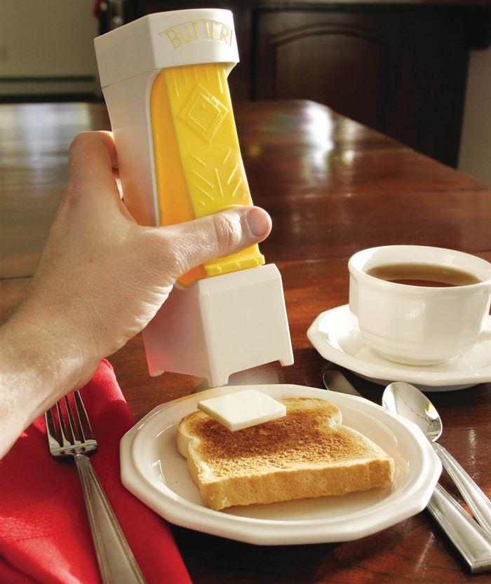 Полезные гаджеты: Посудина для видаваний порционного масла