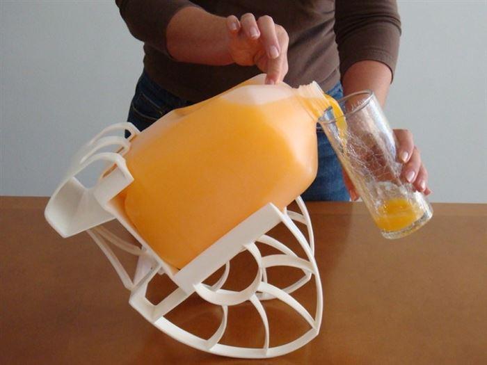 Полезные гаджеты: Подставка-качалка для тяжелых емкостей