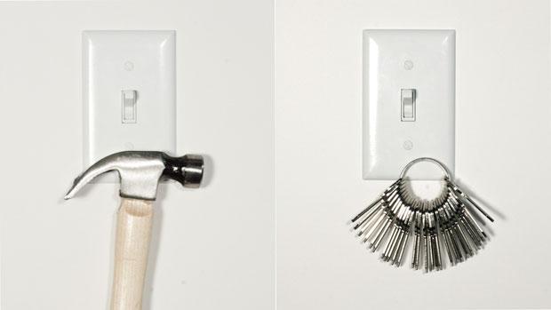 Полезные гаджеты: Выключатель света с магнитом
