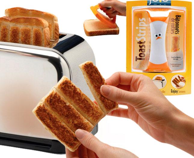 Полезные гаджеты: пресс для тостов