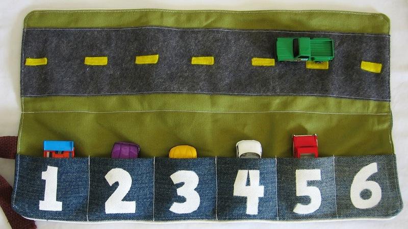 Полки для машинок в детской - Фото 2