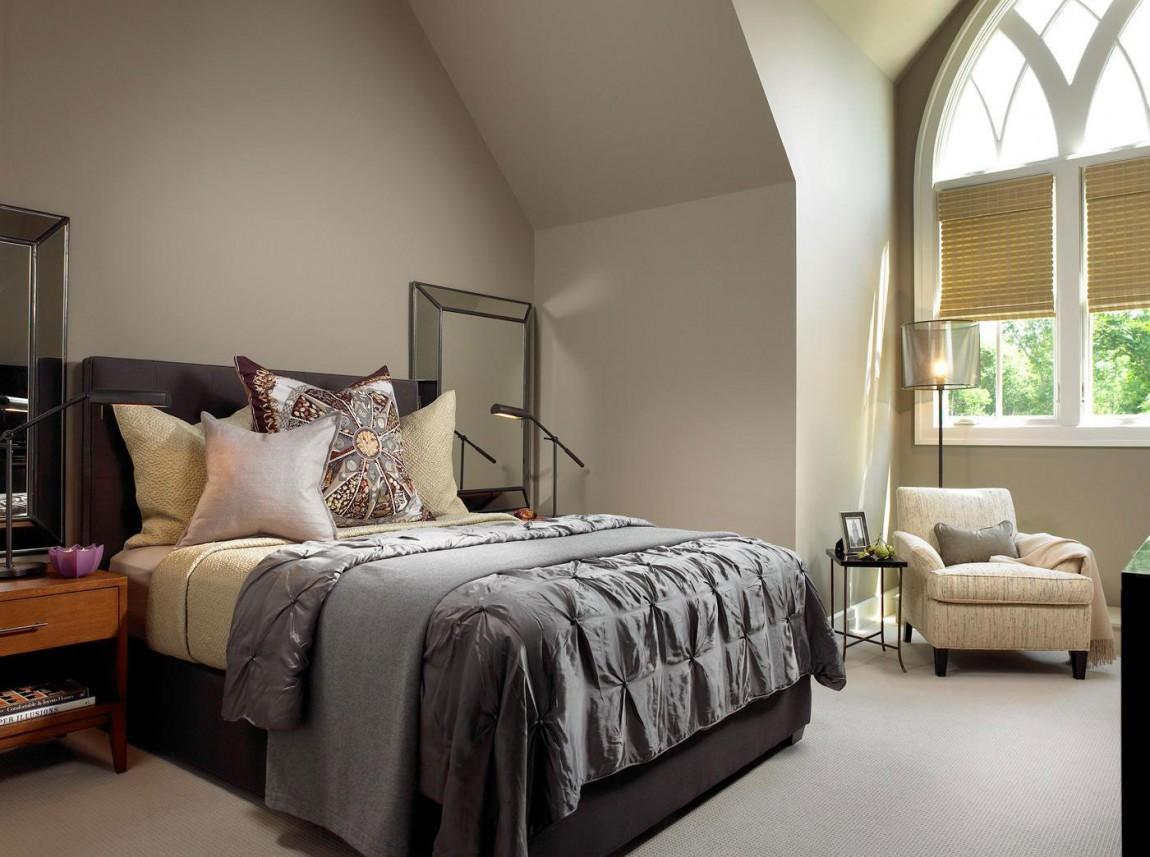 Восхитительные шторы в дизайне интерьера помещения