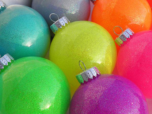 Праздничные украшения к Новому Году - Фото 4