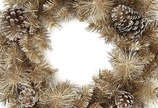 Праздничные украшения к Новому Году - Фото 12