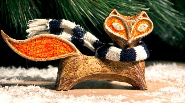 Праздничные украшения к Новому Году - Фото 17