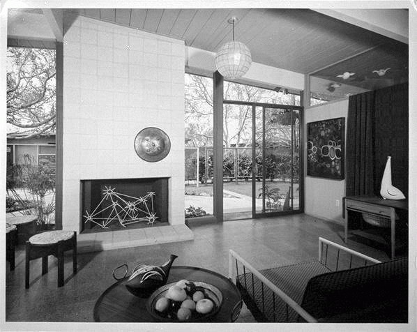 Чудный дизайн интерьера особняка Eichler от Joseph