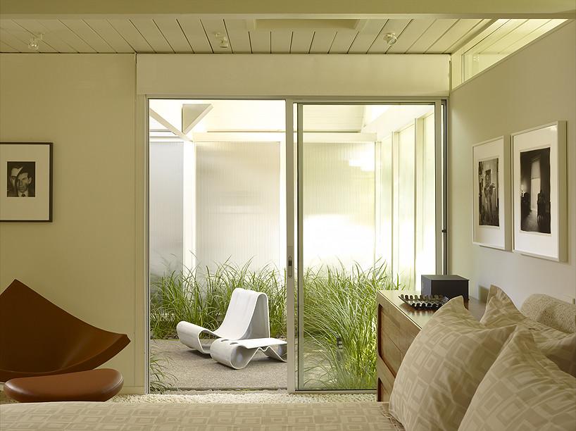 Прекрасный дизайн интерьера особняка Eichler от Joseph