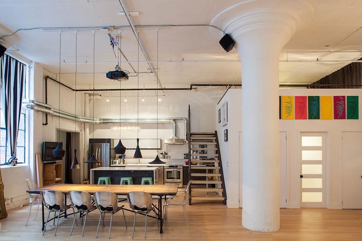 Чудесный дизайн интерьера дома в Торонто