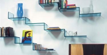 Прозрачная мебель в интерьере