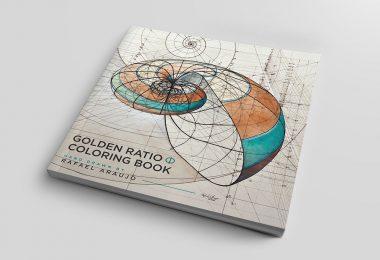 Математический расчёт: золотое сечение в трёхмерных иллюстрациях Рафаэля Араухо
